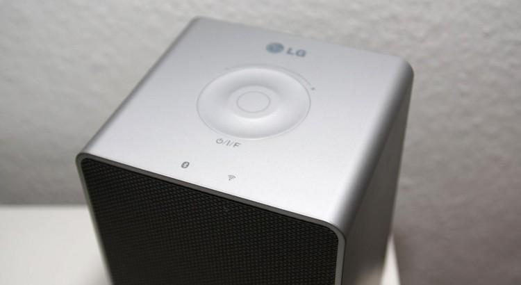 LG MusicFlow H3