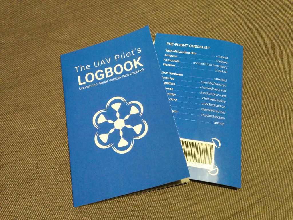 The UAV Pilot's Logbook