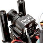 Einbau Kamerahalterung