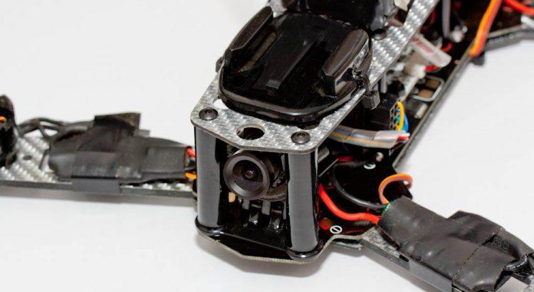 FatShark 600TVL 700TVL Kamerahalterung