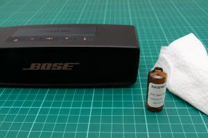 Bose SoundLink Mini II reinigen