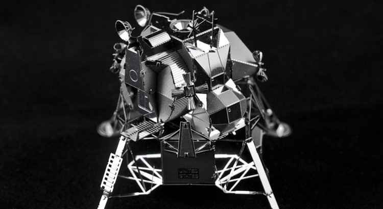 Fascinations Metal Earth Apollo Lunar Module