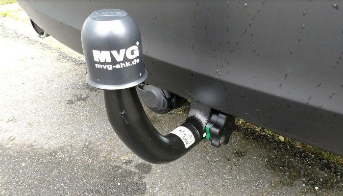 Mazda 3 MVG Anhängerkupplung abnehmbar
