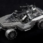Metal Earth – Halo UNSC Warthog